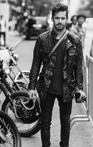 REID ROLLS PHOTOGRAPHER BELSTAFF RIDE